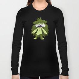 The Demon - Official Character Art Long Sleeve T-shirt