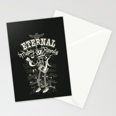 Eternal melody records Stationery Cards