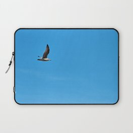 Alone in the sky Laptop Sleeve