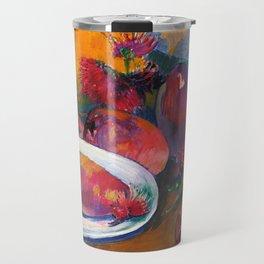 """Paul Gauguin """"Nature Morte Aux Mangos"""" Travel Mug"""