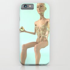Cyborg Alien Mistress of the Icosahedron Slim Case iPhone 6s