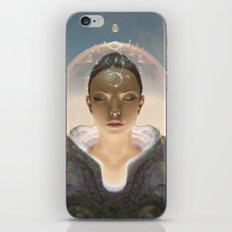 Telepathist iPhone & iPod Skin