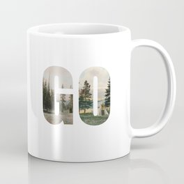 GO Coffee Mug