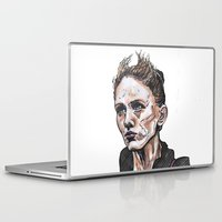 depeche mode Laptop & iPad Skins featuring Mode by Meredith Mackworth-Praed