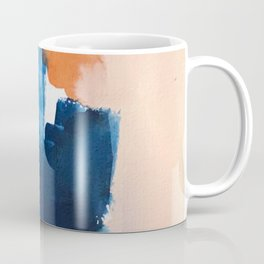 thursday afternoon: abstract painting Coffee Mug