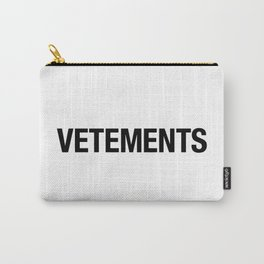 VETEMENTS Carry-All Pouch