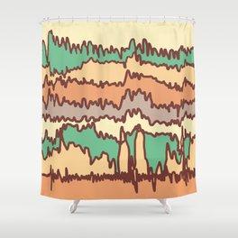 Your Brain, Sleepwalking Shower Curtain