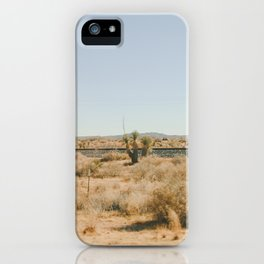 Out In West Texas iPhone Case