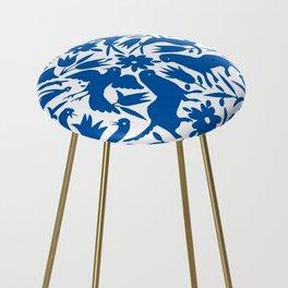 otomi blue Counter Stool