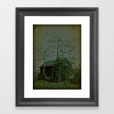 #38 Framed Art Print