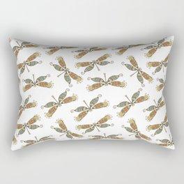 Beautyfull Dragonfly Rectangular Pillow