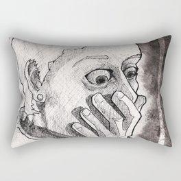 Rosemary's baby (1968) Rectangular Pillow