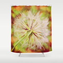 Seed Head Shower Curtain