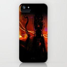 Hidden Monster iPhone Case