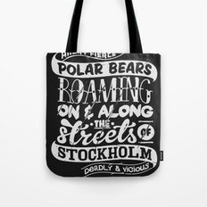 Facts About Sweden N°1 Tote Bag
