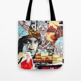 Born To Roll Tote Bag