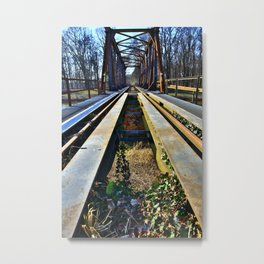 Bridge 6 Metal Print