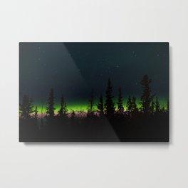 Auroras II Metal Print