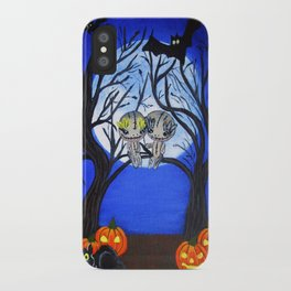 Halloween-6 iPhone Case