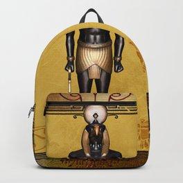 Horus Egyptian deities. Backpack