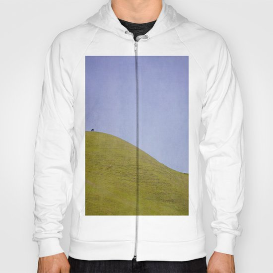 Cow on the Hill Hoody