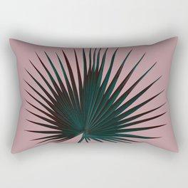 Palm Leaf Edition Rectangular Pillow