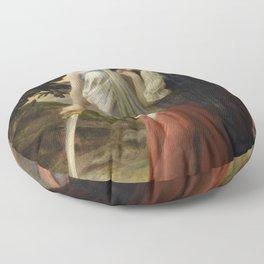 Guillaume Seignac - Reunited Floor Pillow