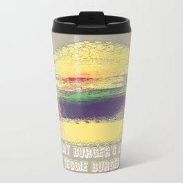 Veggie Burger  Travel Mug