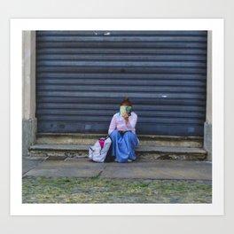 PHOTOGRAPHY - A book is a dream Art Print