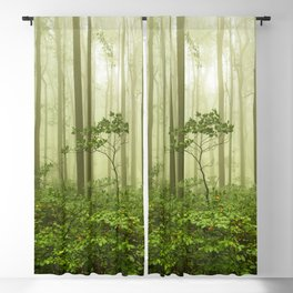 Dreaming of Appalachia - Nature Photography Digital Landscape Blackout Curtain