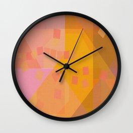 TRAFFIC Wall Clock