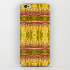 Yellow Trees in Summer iPhone Skin