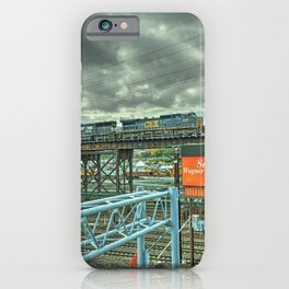 Philly Power Freight  iPhone Case