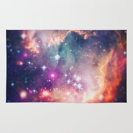 The Universe under the Microscope (Magellanic Cloud) Rug