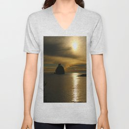 Before The Day Is Out Unisex V-Neck