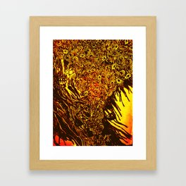 EMPATHS Framed Art Print
