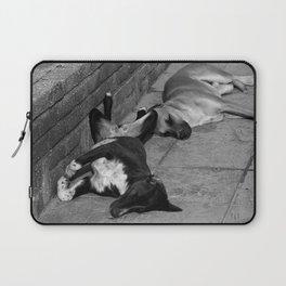 Greek Dogs Laptop Sleeve