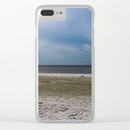 Sandals Clear iPhone Case