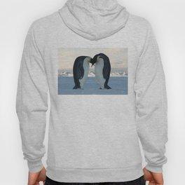 Emperor Penguin Courtship Hoody
