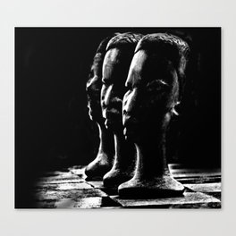 Chess I Canvas Print