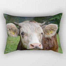 Swiss Cow 2 Rectangular Pillow