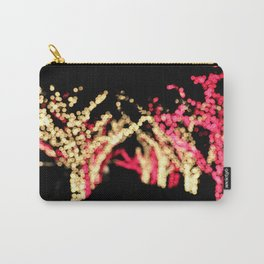 BOKEH HOLIDAY LIGHTS Carry-All Pouch