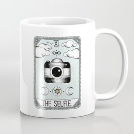 The Selfie Coffee Mug