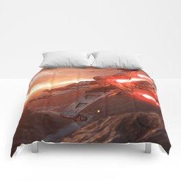 Battlefront X-Wing Comforters