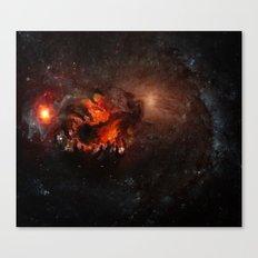 Ogre Canvas Print