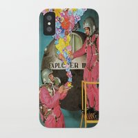 hologram iPhone & iPod Cases featuring Hologram by Ben Giles