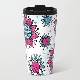 Weird and Wonderful (Flowers) Travel Mug