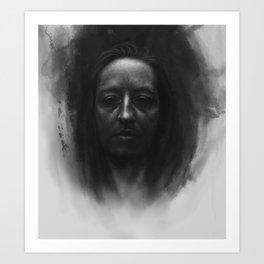 JOANNE Art Print