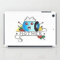 mother iPad Cases featuring Mother  by Christopher Chouinard