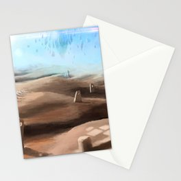 The Keeper of Time Stationery Cards